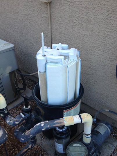 Pool Filter Repair Glendale AZ | Phoenix Pool Service