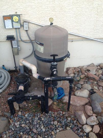 Broken Pool Pump Repair | 602-688-7465 | Pink Dolphin Pool Care
