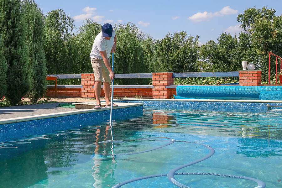 Sun City Full-Service Pool Cleaning