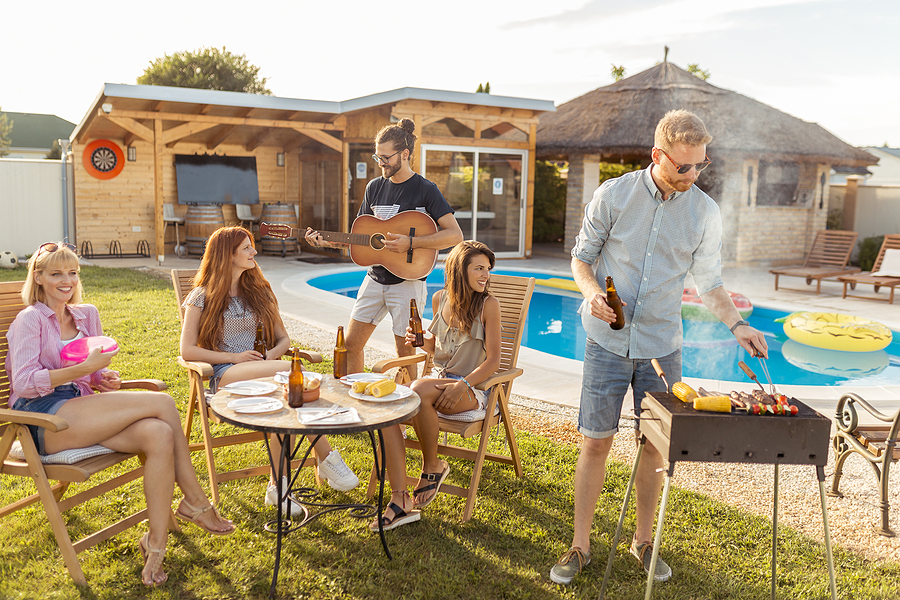 Pool Party Ideas to Take Advantage of your Sparkling Clean Pool
